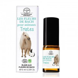 Bach elixir for sad pets organic -- 10ml