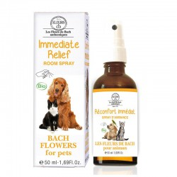 Bach room spray for pets organic -- 50ml