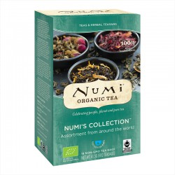 Numi Organic Tea Numi's Collection -- 18x2.3g